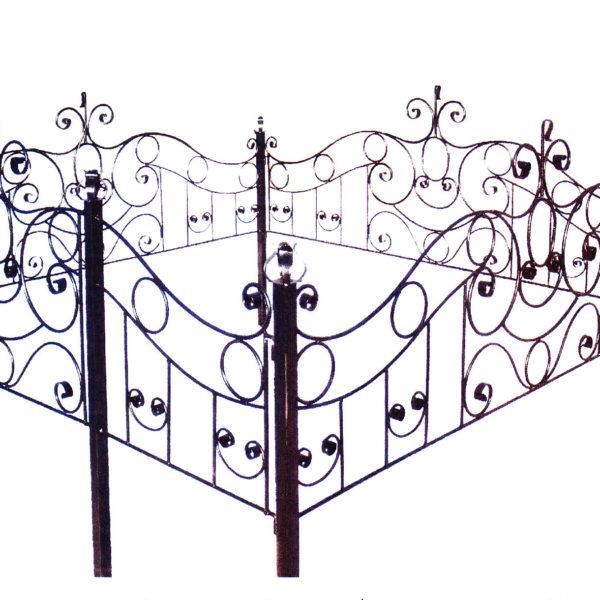 Оградка №7-15