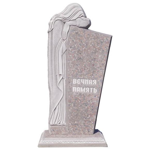 памятник из мраморной крошки №18
