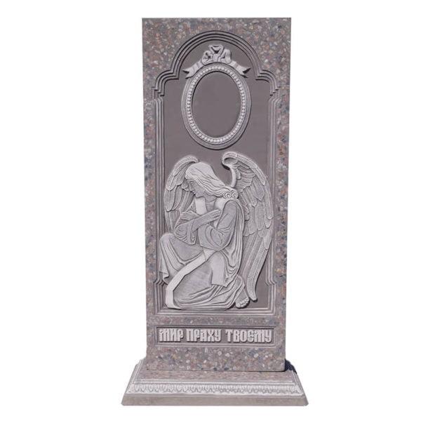 памятник из мраморной крошки №21