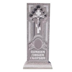 памятник из мраморной крошки №25