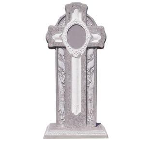 памятник из мраморной крошки №28