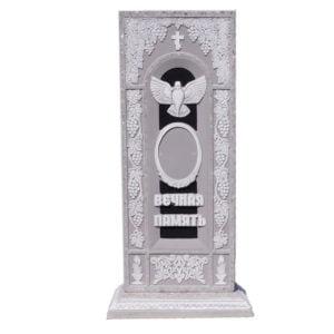 памятник из мраморной крошки №29