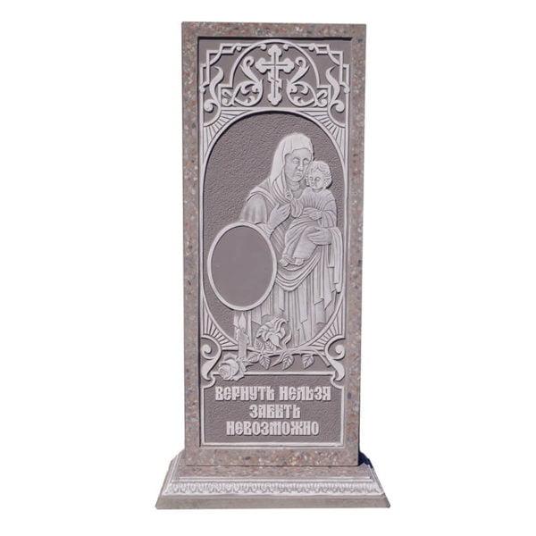 памятник из мраморной крошки №33