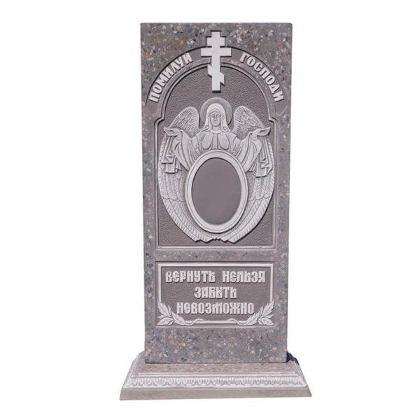 памятник из мраморной крошки №34
