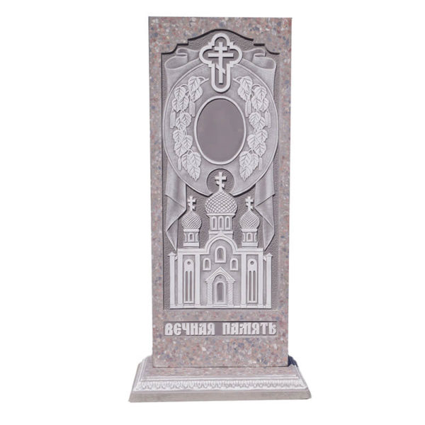 памятник из мраморной крошки №35