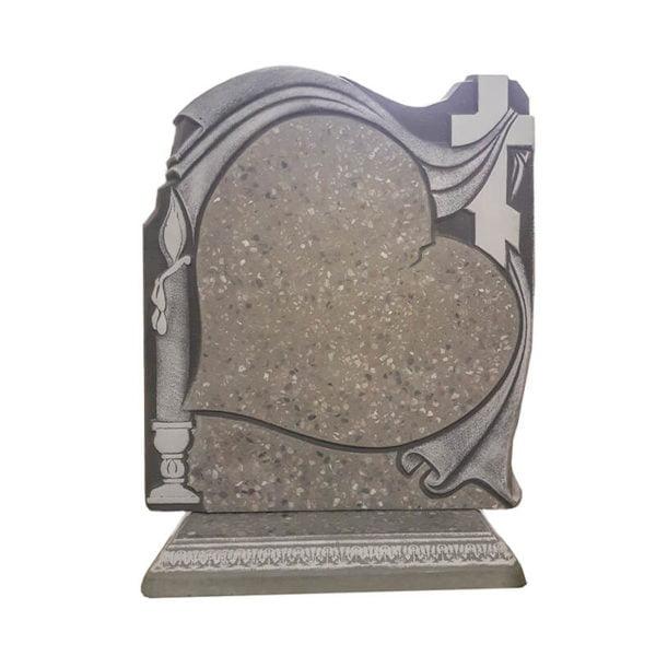 памятник из мраморной крошки №37