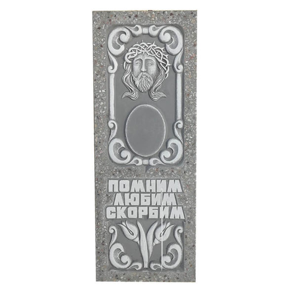 памятник из мраморной крошки №40