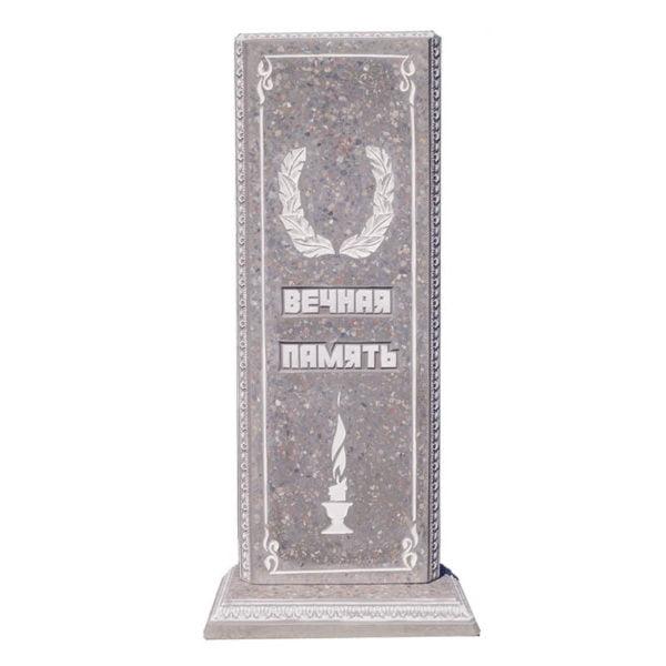 памятник из мраморной крошки №6