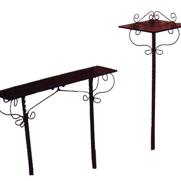 Скамейка+столик №7-20