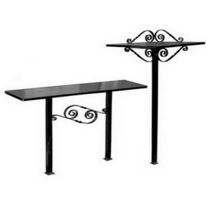 Комлект 1 (стол + скамейка)