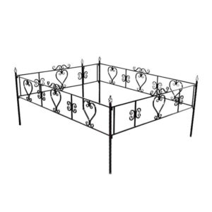 Оградка ритуальная №5Д