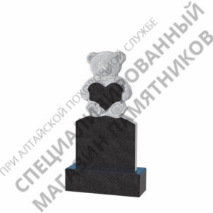 Памятник фрезерованный 10.01 детский
