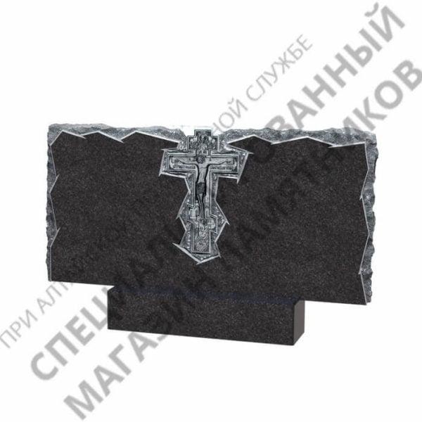 Памятник фрезерованный 02.01 семейный