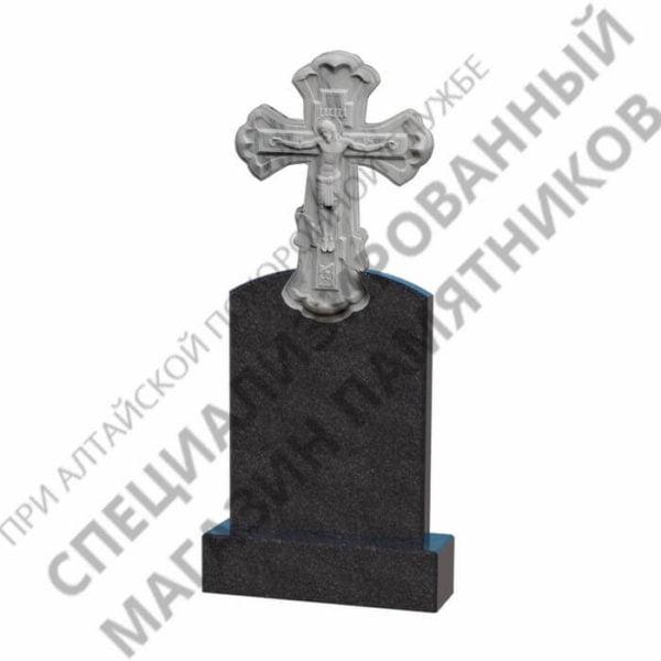 Памятник фрезерованный 05.11 крест
