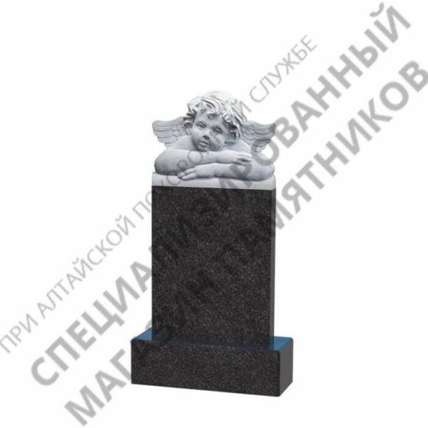 Памятник фрезерованный 08.01 ангел