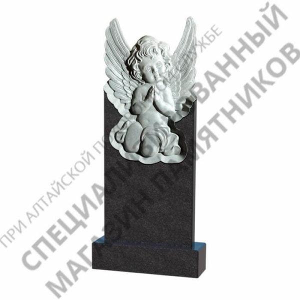 Памятник фрезерованный 08.03 ангел